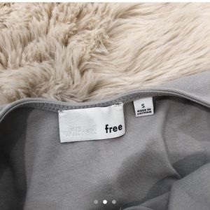 Aritzia Tops - Wilfred Free Bodysuit